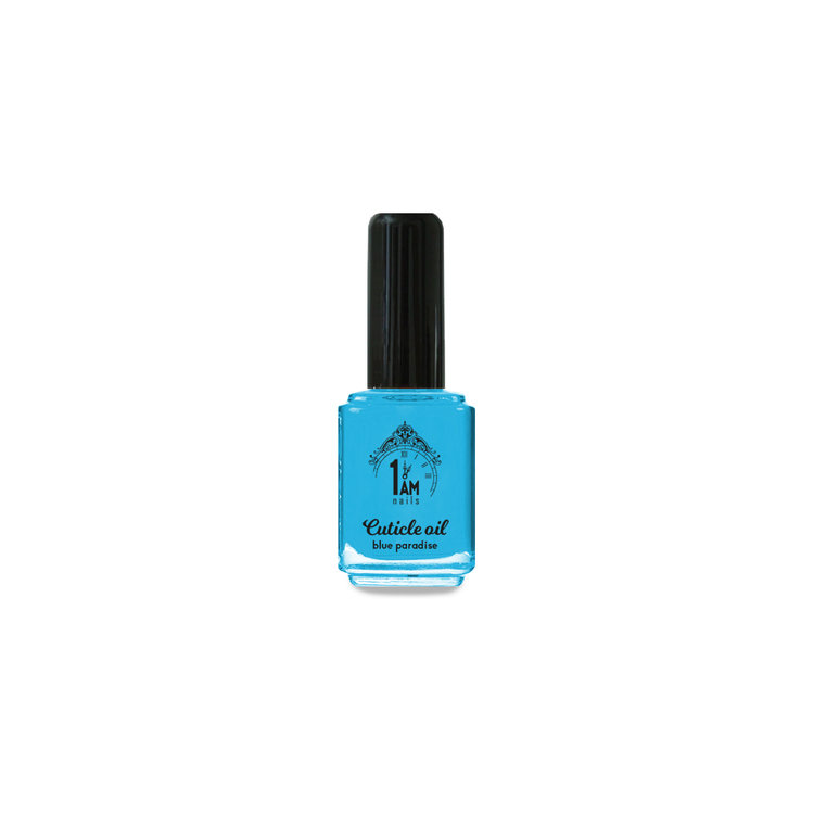 1 AM | Nagelriemolie 5ml | Blue Paradise