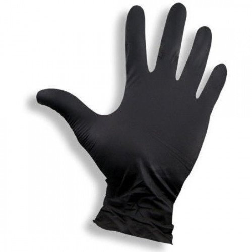 Ebony   Nitril handschoenen   Large 100st.