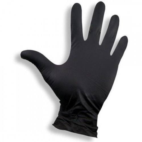 Handschoenen | Black Large | 100st