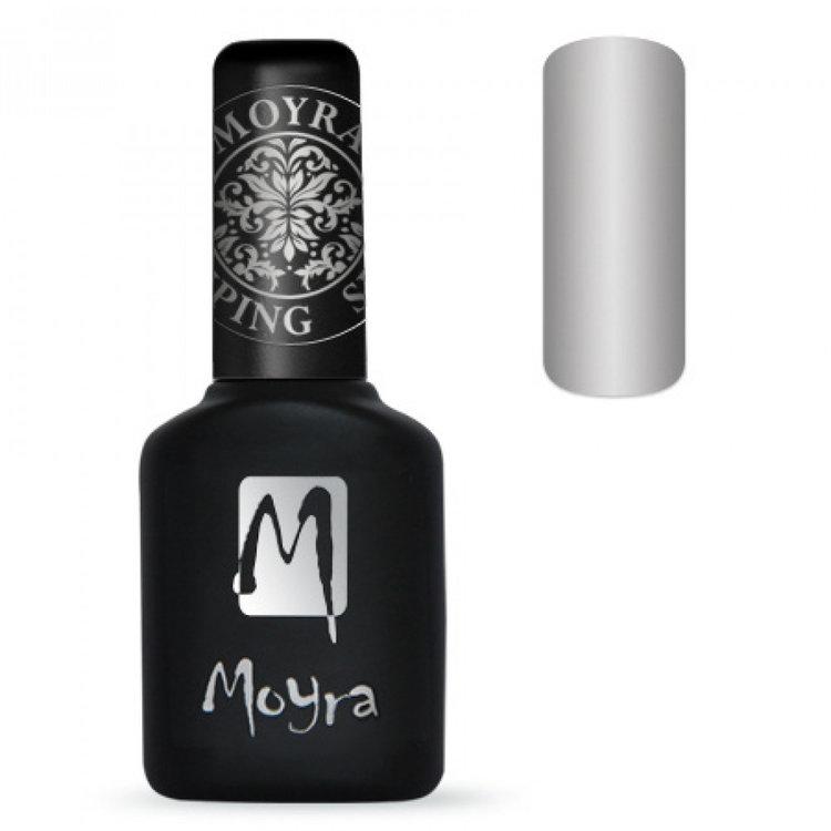 Moyra | Foil Polish | FP 02 White