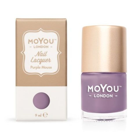 Moyou Lak | Purple Mouse