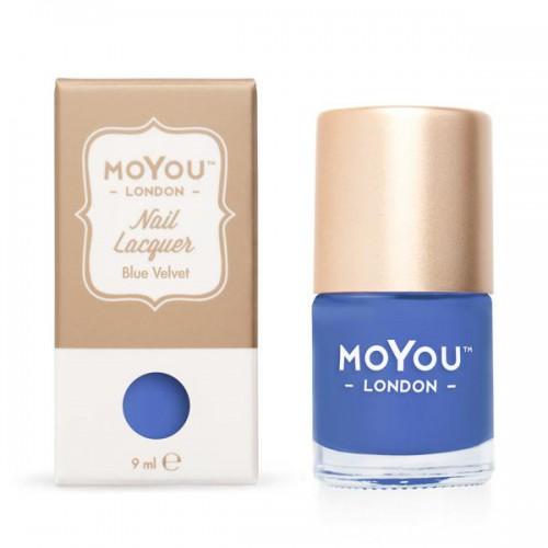 Moyou Lak | Blue Velvet