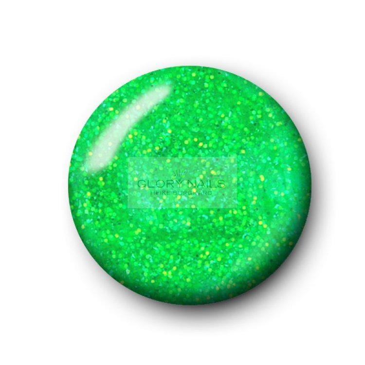 GN | Glitter | Pearl Limegreen