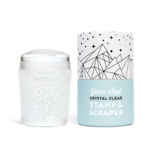Moyou | Crystal Clear Stamp