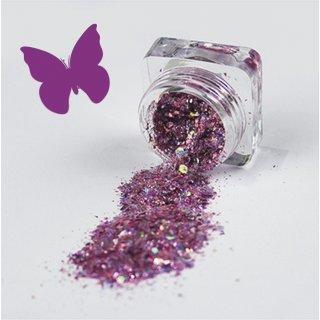 GN | Glitters | Shimmering Violet
