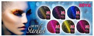 5D Cateye Cateye   Stardust Collection