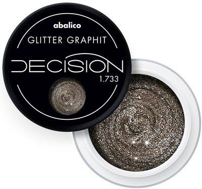 1733 | Glitter Graphit