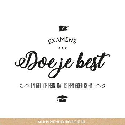 Examen Gelnagels | 25 april 2020