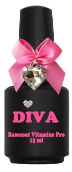 Diva Basecoat Vitamine Pro Strengthener