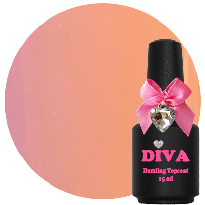 DIVA | Dazzling Nude Topcoat