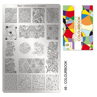 Moyra | Colourbook | MP48