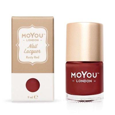 Moyou Lak | Rusty Red