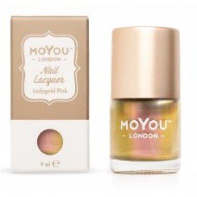 Moyou Lak | Lady Gold Pink