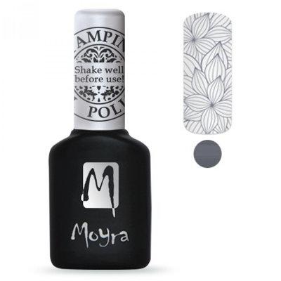 Moyra | Gel polish | SGP 02 Grey