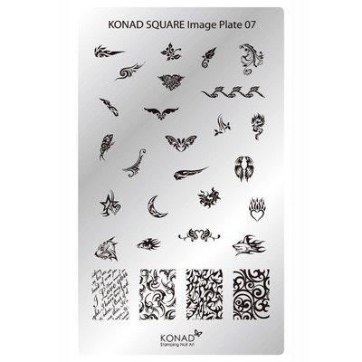 Konad | Plate 07