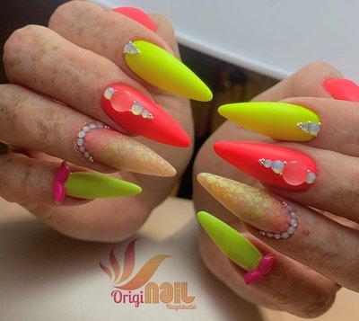 FREE Nail Art Demo's by Originail | 14 sept.