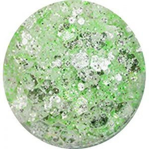 GN | Glitters | Pastell Green