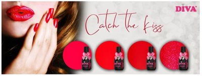 Gellak | Catch the kiss collection + Infinity pigment gratis
